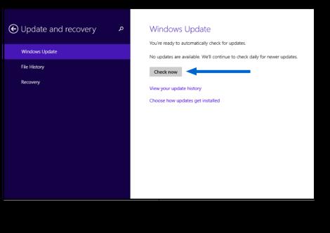 IT support small business WindowsUpdate